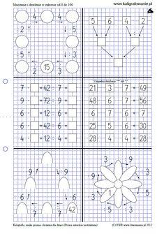 Mnożenie i dzielenie w zakresie od 0 do 100 | Drupal