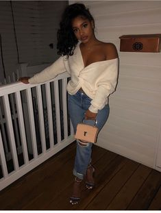Pin by Brittany Parker on Autumn fashion in 2019 Fall Winter Outfits, Autumn Winter Fashion, Summer Outfits, Casual Outfits, Cute Outfits, Black Girl Fashion, Look Fashion, Fashion Outfits, Fashion Ideas