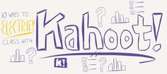 10 ways to electrify class with Kahoot! via Ditch That Text Book #EdTech #iPad #Webbased