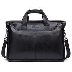 Bostanten 2017 New Fashion Genuine Leather Men Bag Famous Brand Shoulder Bag Messenger Bags Causal Handbag Laptop Briefcase Male Briefcase For Men, Leather Briefcase, Laptop Case, Business Fashion, Cow Leather, Shoulder Handbags, Travel Bags, Gym Bag, Unisex