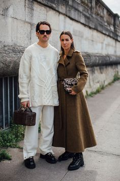 Street style: Paris Fashion Week spring/summer 2022