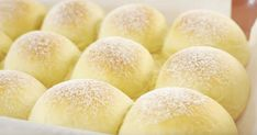 This Japanese milk bread is fluffy, light and delicious . Milk Bread Recipe, Bread Recipes, Cooking Recipes, Milk Roll, Banana Bread Brownies, Milk Bun, Japanese Milk Bread, Dinner Rolls, Stick Of Butter