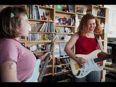 Girlpool: NPR Music Tiny Desk Concert - YouTube
