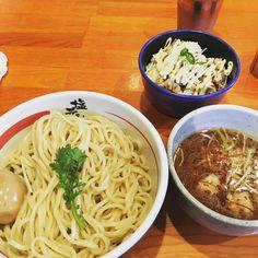 #つけ麺#ラーメン#塩元帥#てっぱん by e.hinata
