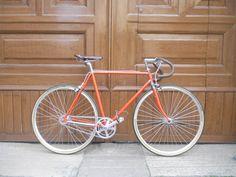 Custom Fixed by Troiano Bike