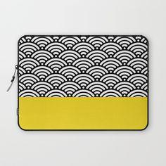 Sunshine VI Laptop Sleeve by beautifulhomes | Society6