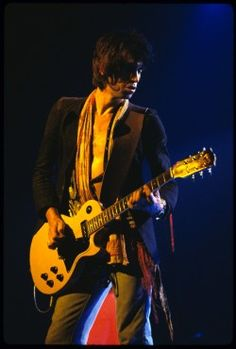 Keith Richards, Memphis 1978