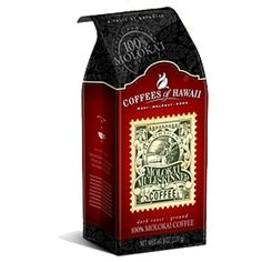 Hawaiian Espresso Molokai Mule Skinner All Purpose Grind Coffee 8 oz Best Coffee Grinder, Best Coffee Maker, Espresso Coffee, Coffee Love, Hawaiian Coffee, Coffee Delivery, Premium Coffee, Italian Coffee
