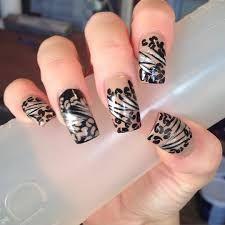 easy leopard nail art designs 2016 - style you 7 Leopard Nail Designs, Nail Art Designs 2016, Leopard Nail Art, Cute Nail Designs, Dip Gel Nails, Beautiful Nail Art, Almond Nails, White Nails, Summer Nails