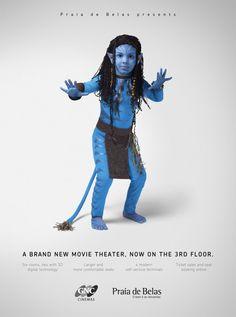 Personagens mirins de filmes famosos   Criatives   Blog Design, Inspirações, Tutoriais, Web Design