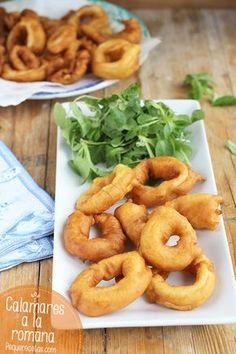 Calamares a la romana, tradición de la cocina española