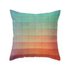 Sunrise Gradient Pillow