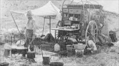 The Chuck Wagon, Charles Goodnight story