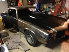 1971 Chevy Camaro PROJECT for sale (PA) - $9,900 Call Scott @ 484-614-6709
