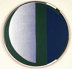 Mirror  - Roy Lichtenstein 1972