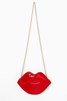 #FlamingLips #bag #red #rough #women's #fashion #handbags #style
