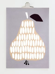 Poster, Päron