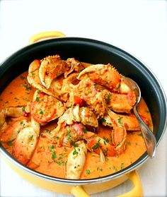 Crab Panang Curry