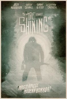 Movie Posters, The Shining (1980)  Source:...