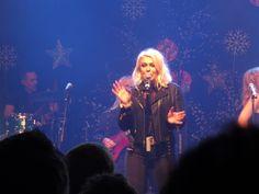 Kim Wilde performs at the Kim Wilde Christmas Party live at the Coronet in London (18-12-15) #KimWilde  Photo © Daniel Porter 2015.  All rights reserved. @MrDanielPorter www.MrDanielPorter.com