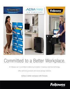 Fellowes 100 Years Best Workplace, The 100