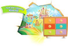 Gry dla dzieci. Darmowe gry i zabawy online dla małych dzieci.