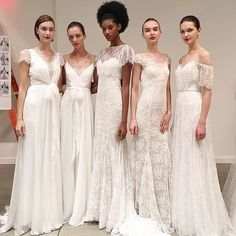 Amour! We are so in love with @ChristosBridal's new collection. Meet Lainee, Tinsley, Imogen, Mona, and Willow. #ChristosBridal #runwayfashion #bridalfashion #bridalgowns #weddingdresses #dreamdress #dreamscometrue #squadgoals #weddinggoals #amo