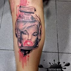 awesome Top 100 marilyn monroe tattoos - http://4develop.com.ua/top-100-marilyn-monroe-tattoos/ Check more at http://4develop.com.ua/top-100-marilyn-monroe-tattoos/