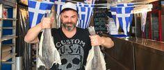 Το τέλειο κουρκούτι για τον μπακαλιάρο από τον Βασίλη Καλλίδη Seafood, Style Inspiration, Cooking, Recipes, Fashion Trends, Greek, Fish, Kisses, Sea Food