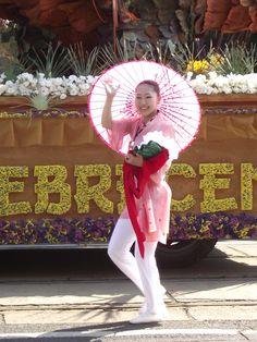 flower carnival from Hungarian city Debrecen