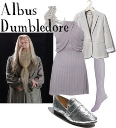 """""""Albus Dumbledore"""" by companionclothes ❤ liked on Polyvore"""