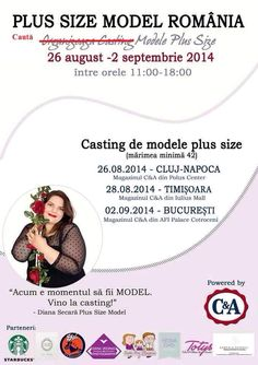 first commercial in romania | plus size models in tv for the first ...