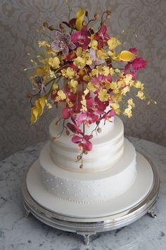 8 Tendências para bolo de casamento em 2015
