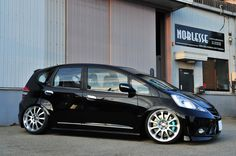 Honda FIT nice and clean.