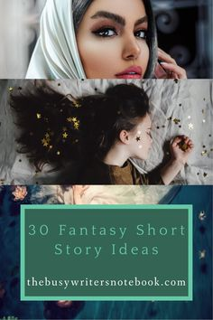 30 Fantasy Short Story Ideas To Get You Writing Today #writing #writingprompts #fantasyprompts