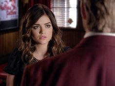 """Lucy Hale as Aria Montgomery in """"Stolen Kisses"""", tonight's all-new episode of 'Pretty Little Liars'!  Tune in at 8/7c on ABC Family."""