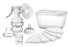 Tommee Tippee Closer to Nature Breast Fe...