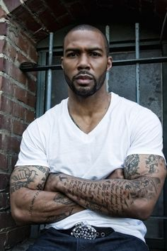 Omari Hardwick. I loved him as Janet's downlow husband in WDIGM TOO