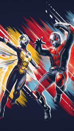 Resultado de imagen para ant man and the wasp wallpaper
