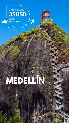 Disfruta nuestras ofertas de vuelos hacia Medellin durante el mes de MAYO. #Colombia #ConoceColombia #ViajesNacionales #medellin #viajabarato #Vuelosbaratos #Fueradelarutina