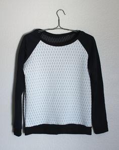 Sew DIY blog  Grainline Linden Sweatshirt