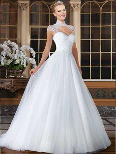 Gardênia 10 - frente #coleçãogardenia #vestidosdenoiva #noiva #weddingdress #bride #bridal #casamento #modanoiva