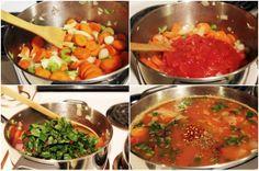 Pasta Fagioli Soup from Boston