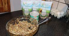 I går laga eg lavkarbo-briks, nam! Dei er kjempegode, sunne og mettande, og er veldig enkle å laga. Cereal, Baking, Breakfast, Morning Coffee, Bakken, Bread, Backen, Corn Flakes, Morning Breakfast