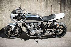 '81 Honda CB900F – 2 Wheels Miklos  |  Pipeburn.com