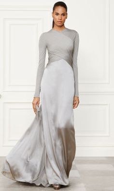 Fiona Evening Gown - Collection Apparel Evening Dresses - RalphLauren.com