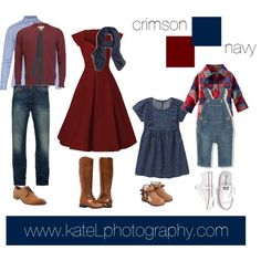 What to Wear for Fall Family Photo Sessions - Kate L Photography | Boston Family Photographer