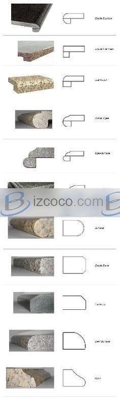 Granite Countertop Edges Cost : beveled granite edge granite countertop edges bevel Price : US $50 ...