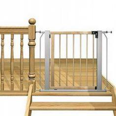 13 Ideas De Puertas Para Escaleras Escaleras Puertas Seguridad Infantil