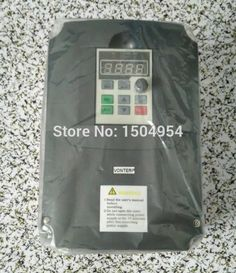 245.10$  Buy here - http://aligco.worldwells.pw/go.php?t=32234455141 - 380v 3 phase 5.5kw VSD/variable frequency drive /Frequency inverter 245.10$